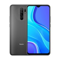 Xiaomi Redmi 9 4/64GB (NFC) Grey/Серый Global Version